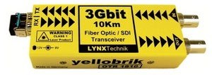 YELLOBRIK [OTR 1810] 옐로브릭 3Gbit Fiber Optic/SDI Transceiver-10km